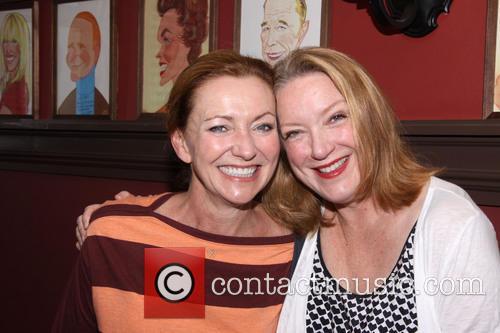 Julie White and Kristine Nielsen 2