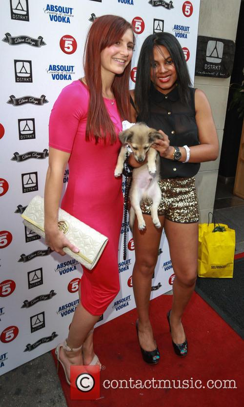 Worlds Most Pampered Pets Party