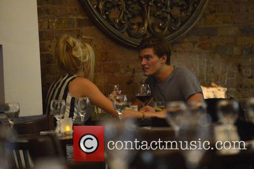 Pixie Lott and Oliver Cheshire 6