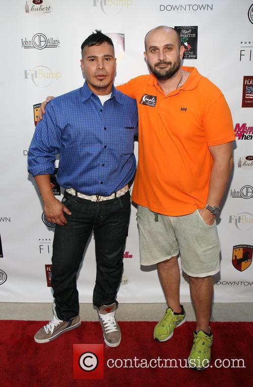 Alejandro Ferrari and Joe Diangelo 2
