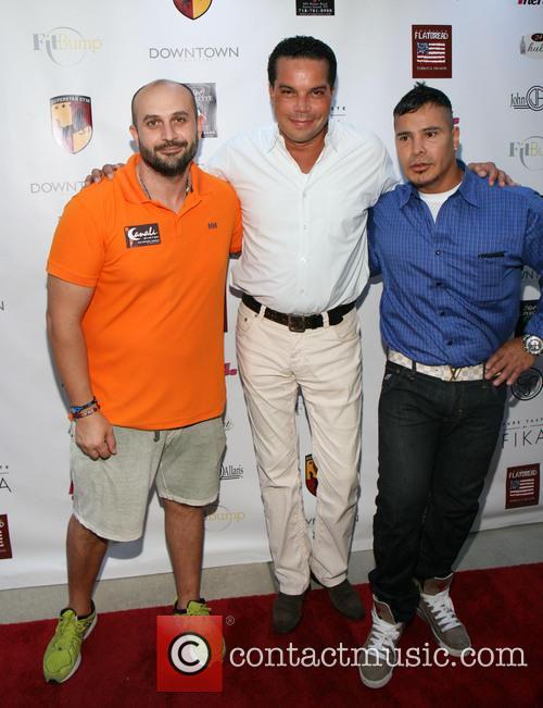 Joe Diangelo, Troy Roberts and Alejandro Ferrari 2