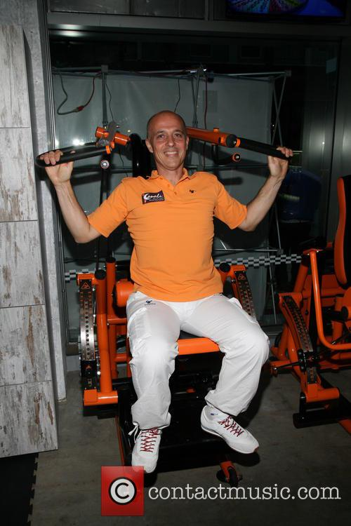 Superstar Gym Launch Of Canali System