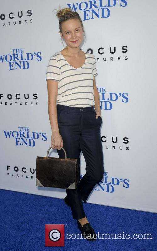 brie larson premiere of the worlds end 3828966