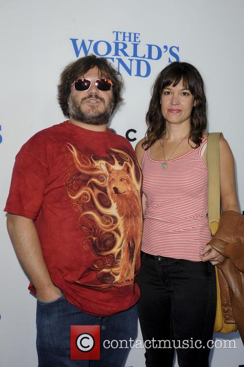 jack black tanya haden premiere of the worlds 3828990