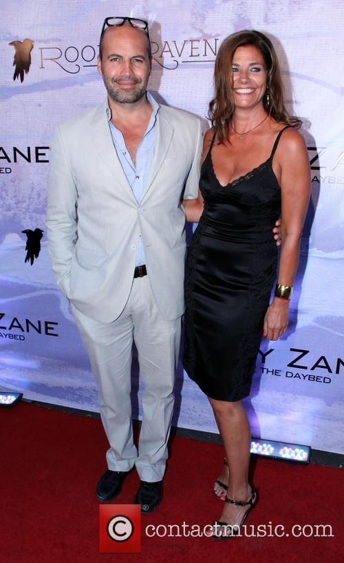 Billy Zane and Gulla Jonsdottir 1