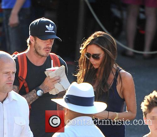 Victoria Beckham and David Beckham 11