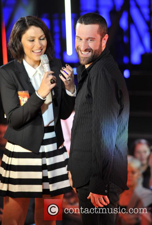 Emma Willis and Dustin Diamond 7