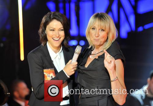 Emma Willis and Carol Mcgiffin 5