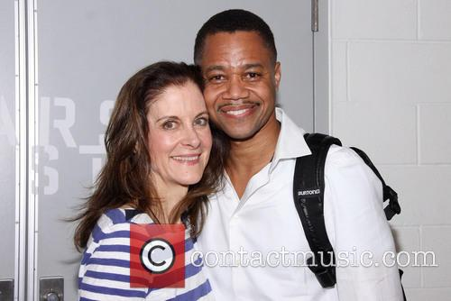 Hallie Foote and Cuba Gooding Jr 2