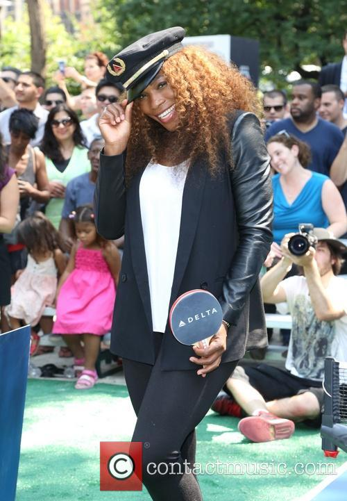 Serena Williams 18