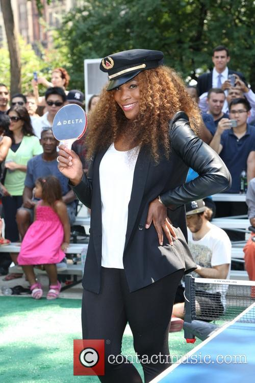 Serena Williams 19