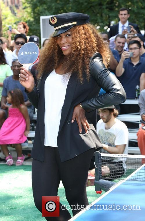 Serena Williams 22