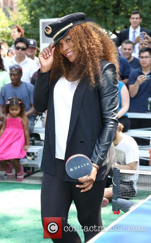 Serena Williams 24