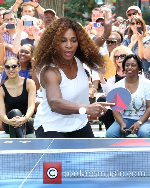 Serena Williams 25