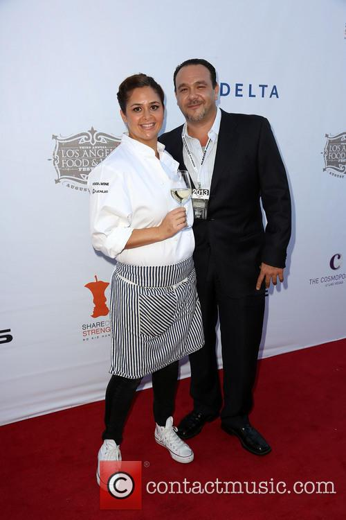 Antonia Lofaso and Jason Harley A.k.a. Chef J 3