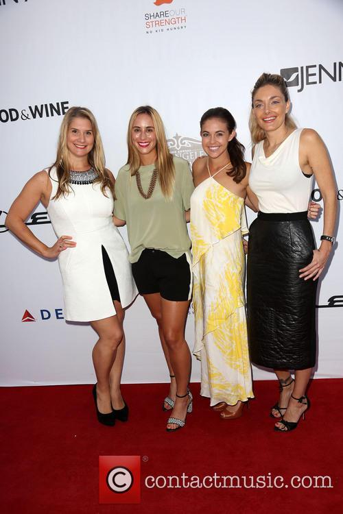 Brenda Urban, Kat Odell, Jessica Miller and Waylynn Lucas 2