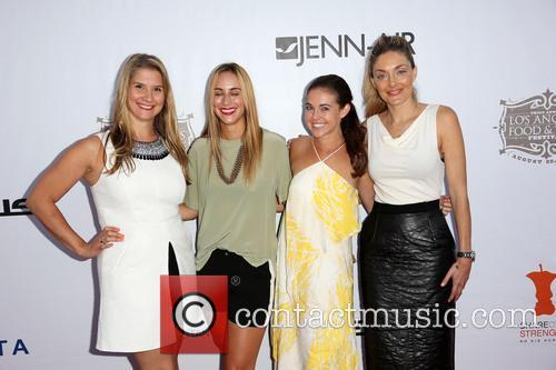 Brenda Urban, Kat Odell, Jessica Miller and Waylynn Lucas 4