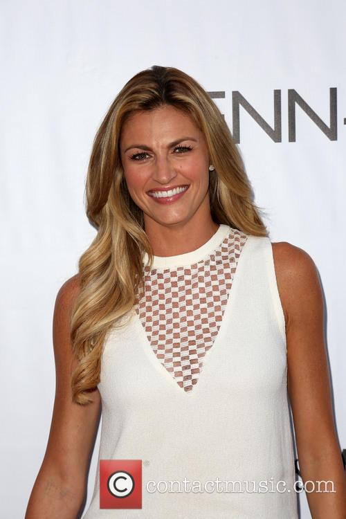 Erin Andrews, downtown Los Angeles