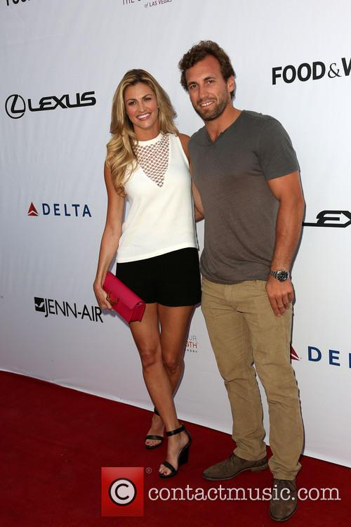 Jarret Stoll and Erin Andrews 2