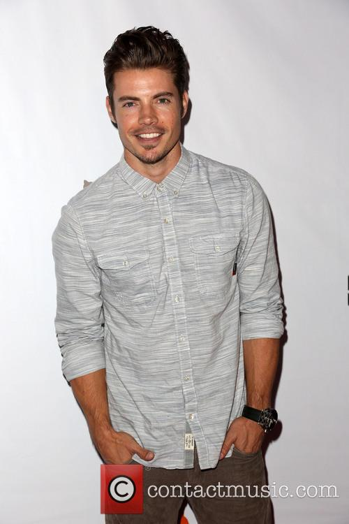 Josh Henderson, downtown Los Angeles