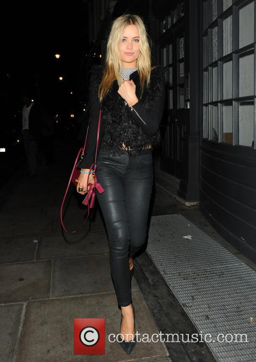 Laura Whitmore In Black