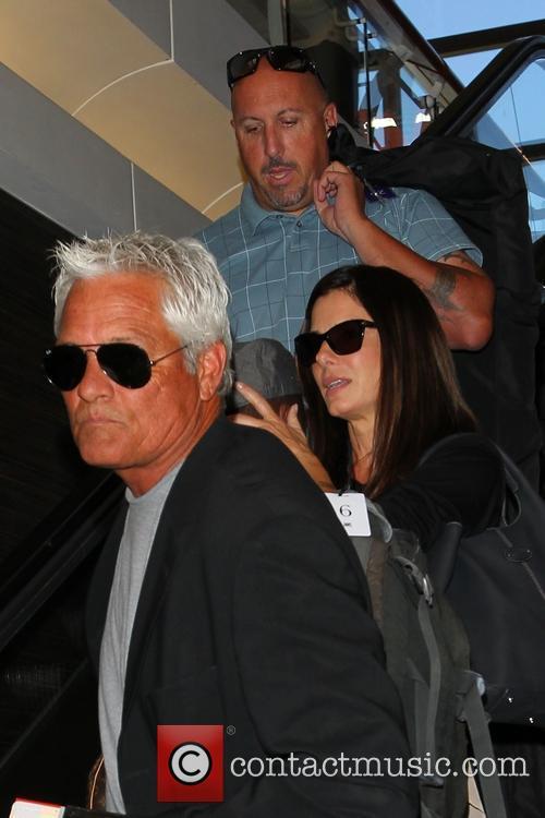 Sandra Bullock and Louis Bullock 22