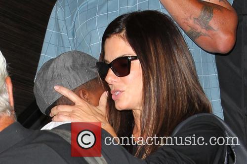 Sandra Bullock and Louis Bullock 26