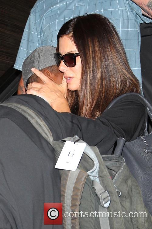 Sandra Bullock and Louis Bullock 28