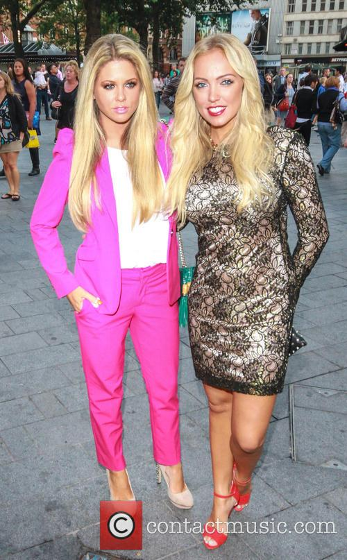 Aisleyne Horgan-wallace and Bianca Gascoigne 4
