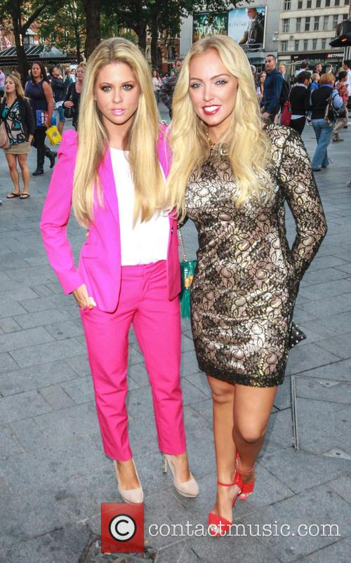 Aisleyne Horgan-wallace and Bianca Gascoigne 8