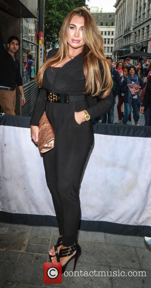 Lauren Goodger 3