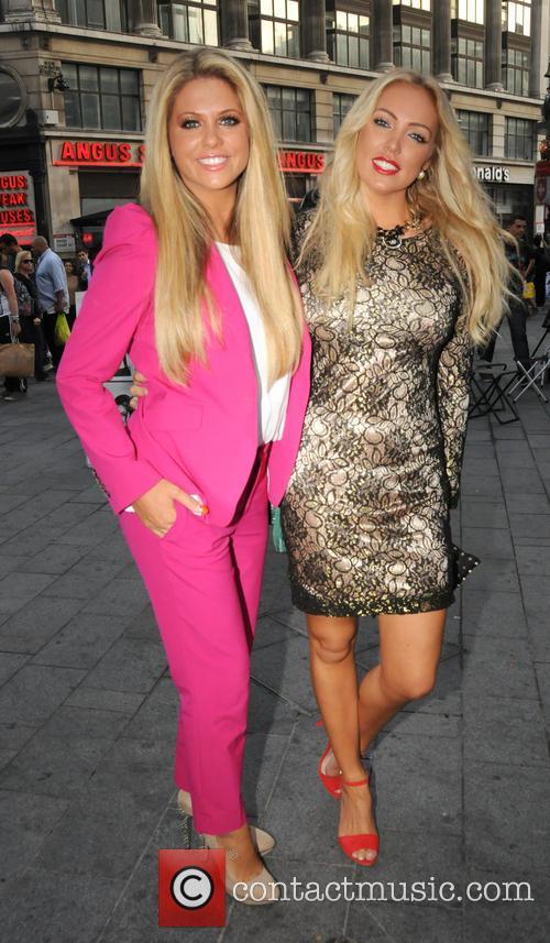 Aisleyne Horgan-wallace and Bianca Gascoigne 6