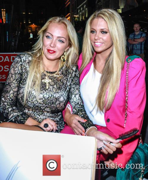 Bianca Gascoigne and Aisleyne Horgan Wallace 6