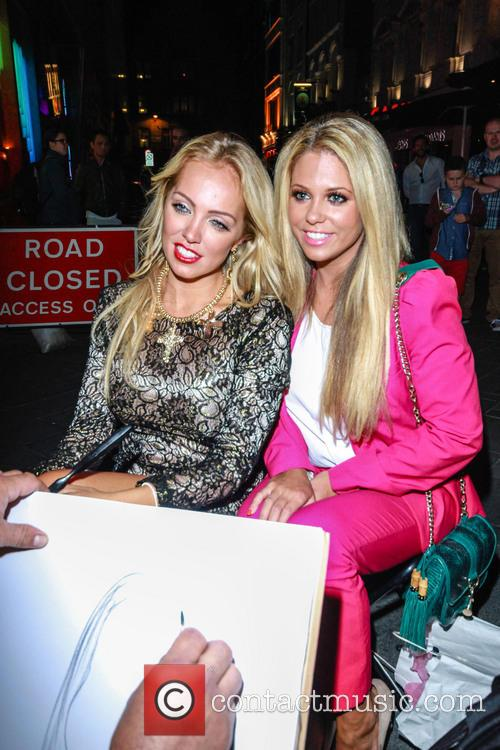 Bianca Gascoigne and Aisleyne Horgan Wallace 8