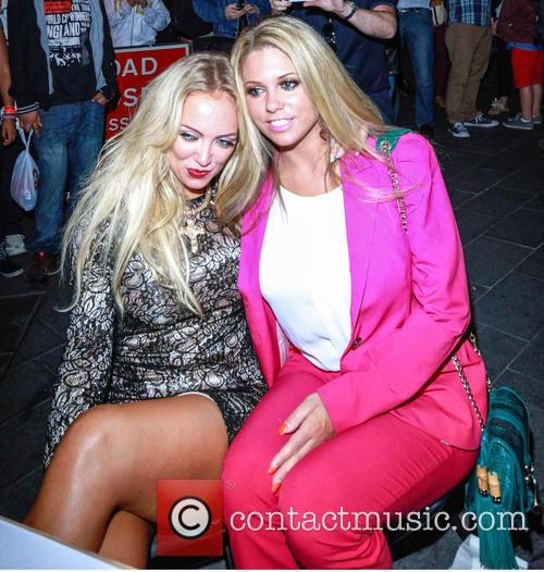 Bianca Gascoigne and Aisleyne Horgan Wallace 11