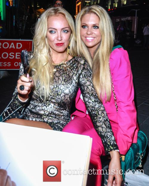 Bianca Gascoigne and Aisleyne Horgan Wallace 19