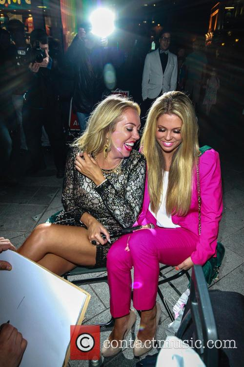 Bianca Gascoigne and Aisleyne Horgan Wallace 20