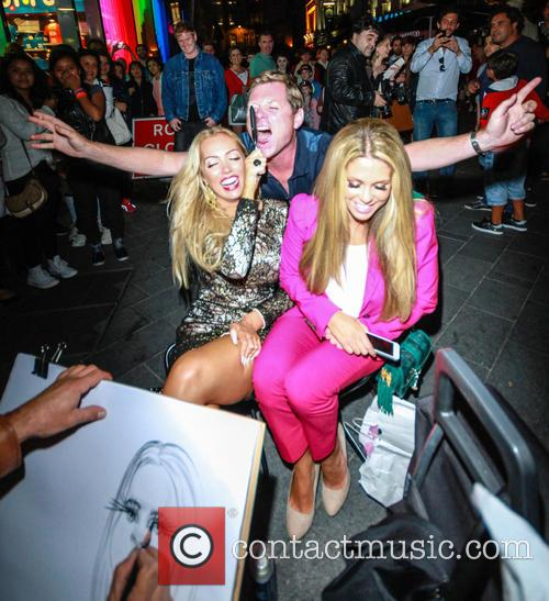 Bianca Gascoigne and Aisleyne Horgan Wallace 22