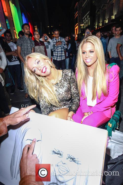 Bianca Gascoigne and Aisleyne Horgan Wallace 26