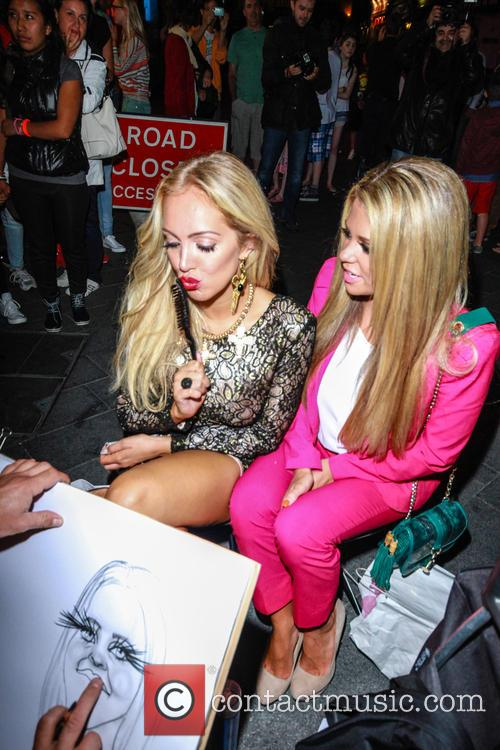 Bianca Gascoigne and Aisleyne Horgan Wallace 28