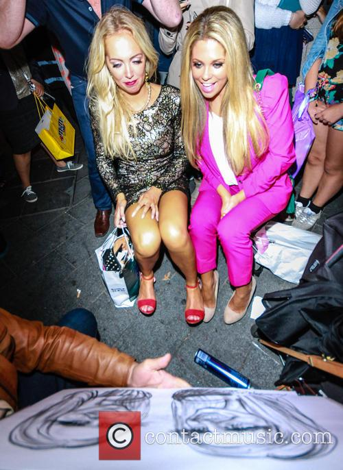 Bianca Gascoigne and Aisleyne Horgan Wallace 29