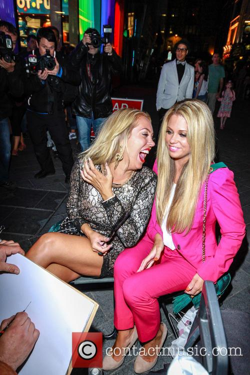 Bianca Gascoigne and Aisleyne Horgan Wallace 33