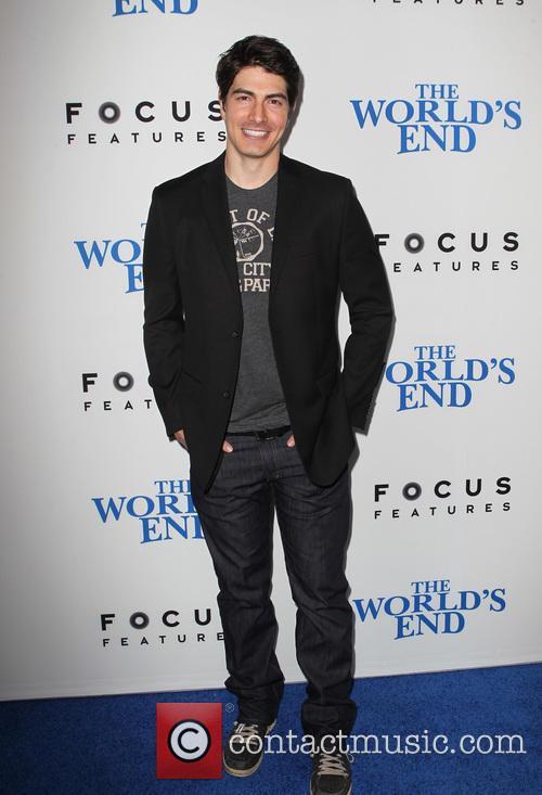 Brandon Routh, Cinerama Dome