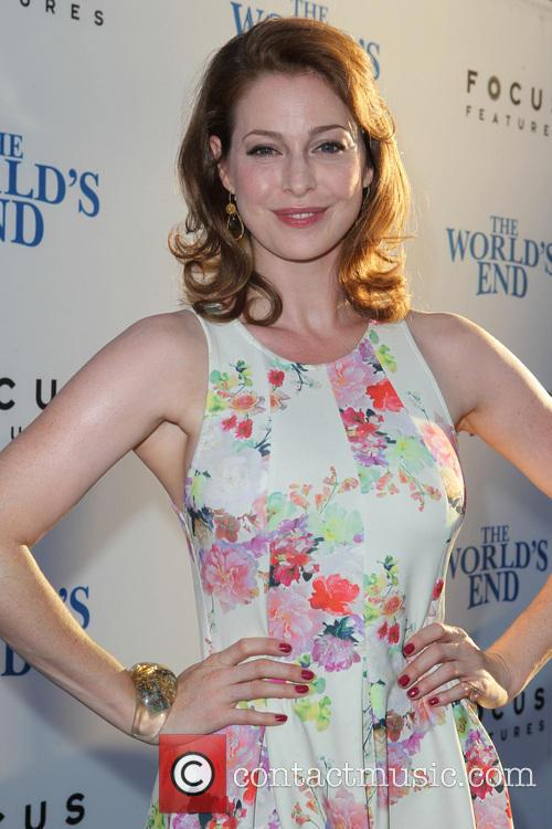 esme bianco the worlds end hollywood premiere 3828472