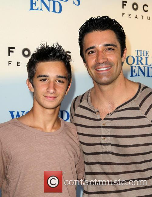 George Marini and Gilles Marini 3