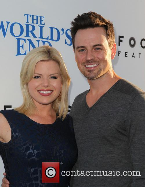 megan hilty brian gallagher the worlds end hollywood 3828543