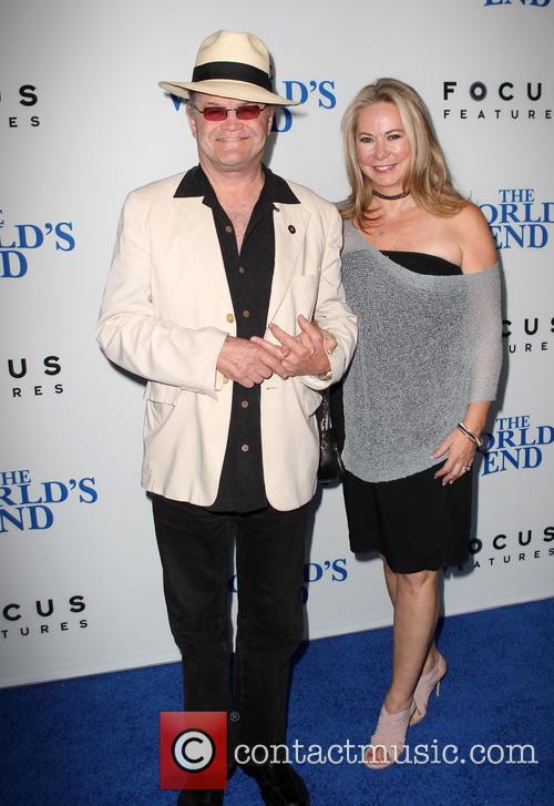Micky Dolenz and Donna Quinter 2