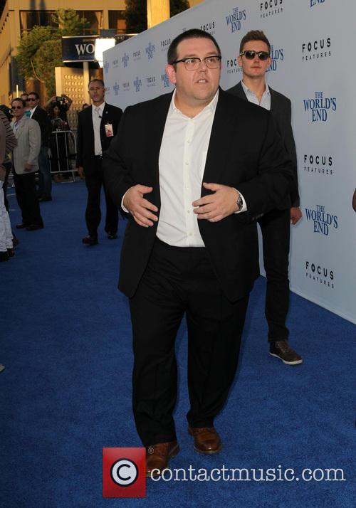 Nick Frost, Cinerama Dome