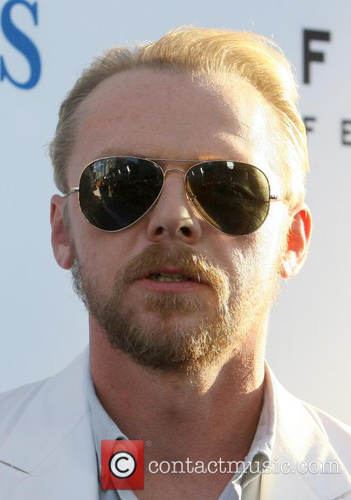 Simon Pegg, Cinerama Dome