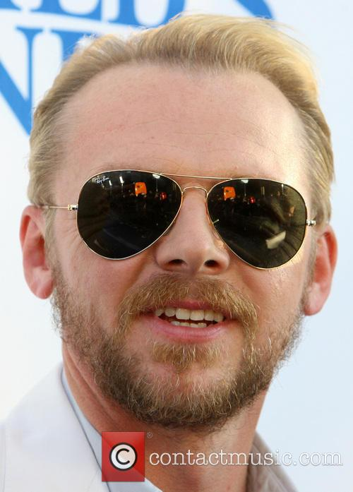 simon pegg the worlds end hollywood premiere 3828501